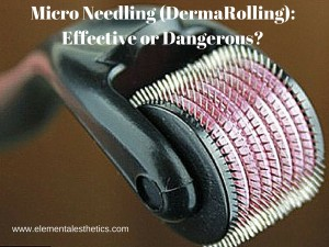 Micro Needling (DermaRolling)_ Effective or Dangerous_