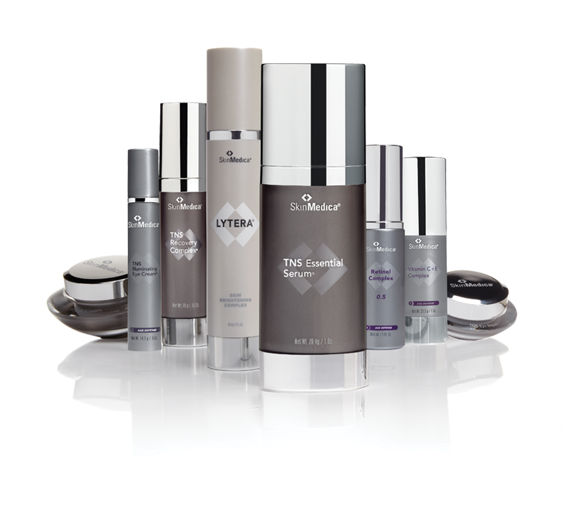 Skinmedica Product Family