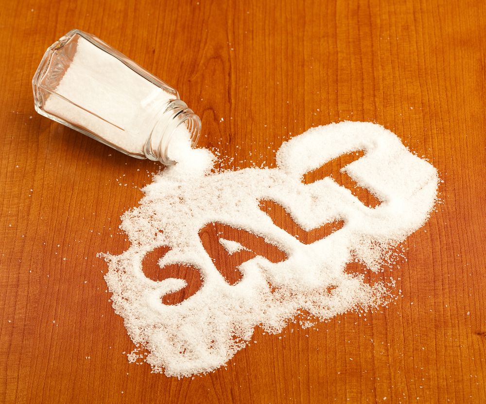 Spilled Salt